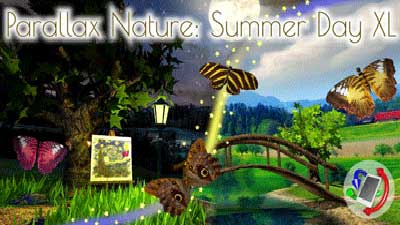 Parallax-Nature-Summer